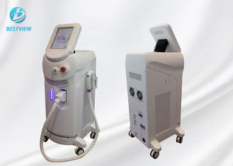 China SHR Painless Laser Hair Removal Machine Permanent Hair Removal Device supplier