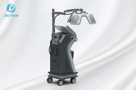 China Painless Laser Stimulate Hair Growth Machine Effective Light Power distributor