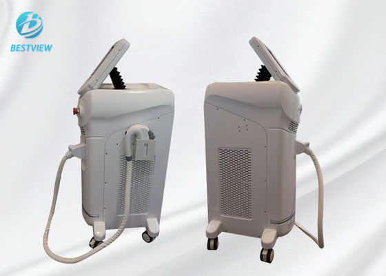 China Painless IPL Hair Removal Machine / Shr Hair Removal Machine 2 Year Warranty distributor